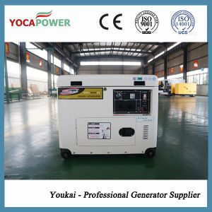 5kw Portable Silent Power Small Diesel Generator Set pictures & photos