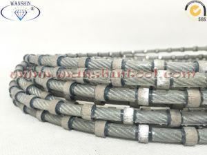 Plastic Diamond Wire Saw Diamond Wire for Granite pictures & photos
