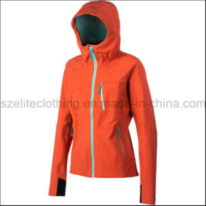 High Quality Waterproof Woman Jackets (ELTSSJ-14) pictures & photos
