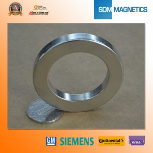 14 Years ISO/Ts16949 Permanent Neodymium Ring Magnet pictures & photos