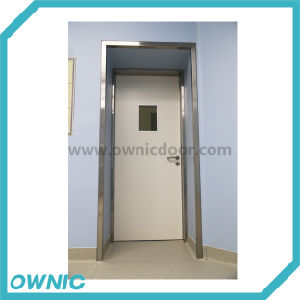 Sdpm-1 Hot Selling Steel Manual Swing Door pictures & photos