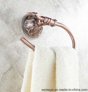 Towel Ring in Bronze Finish with Classic Colored Fashion pictures & photos