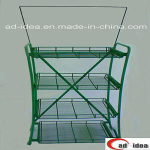 Metal Shelf, Metal Rack, Metal Stand, Metal Exhibition Stand pictures & photos