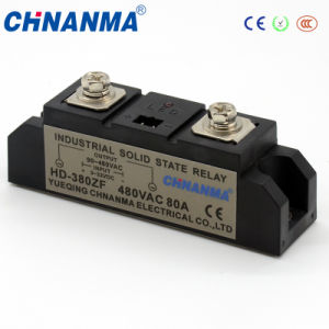 80A Solid Relay Industry Solid State Relay pictures & photos