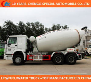 HOWO 6X4 Concrete Mixer Truck pictures & photos