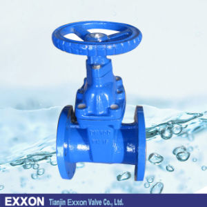 Non-Rising Stem Resilient Seat Gate Valve (DIN 3352 F4) pictures & photos