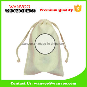 Custom Logo Wholesale Eco Gift Pouch for Jewelry pictures & photos