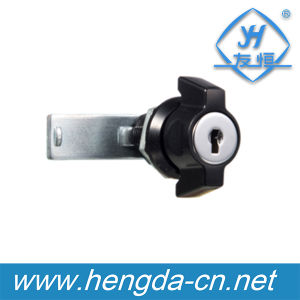 Yh9798 Zinc Alloy Wing Knob Cam Lock Cabinet Cam Lock pictures & photos