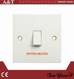 CE Approved 20A D. P Wall Switch with Neon pictures & photos