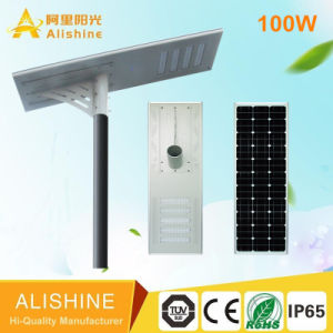 100W Solar Products LED Light Lamp with Outdoor Street Lighting pictures & photos