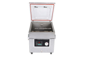 Single Room Nitrogen Gas Food Vacuum Sealer Rolls pictures & photos