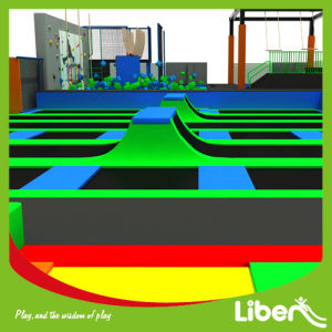 Cheap Price Indoor Commercial Trampoline Park Factory pictures & photos