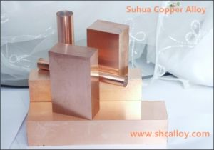 Cobalt Beryllium Copper Alloy Uns C17500 Application pictures & photos