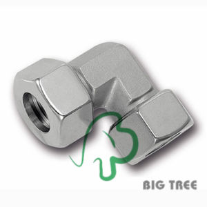 Stainless Steel 316 Equal Elbow Tube Compression Fitting pictures & photos