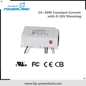 24~50W Constant Current Dimmable LED Driver pictures & photos