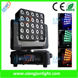 Matrix Light 25PCS 12W Moving Head LED Lighting pictures & photos