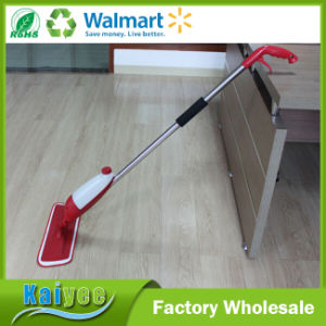 Red Household Floor Cleaning Spray Mop with Microfiber pictures & photos
