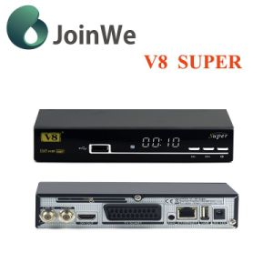 DVB-S2 Digital Satellite Receiver Freesat V8 Super pictures & photos