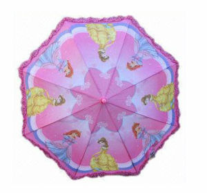 New Popular Lace Children Umbrella Custom Logo pictures & photos