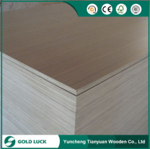 Excellent Friendly Grade Melamine Glue Eco Furniture Plywood 1220X2440mm pictures & photos