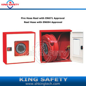 Fire Fighting Equipment Fire Hose Reel pictures & photos