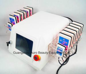 New Body Slimming Beauty Lipo Laser Machine for Sale pictures & photos