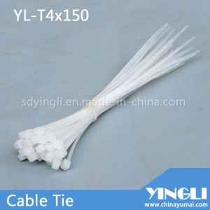 One-Time Using Nylon Cable Ties (YL-T4X150) pictures & photos