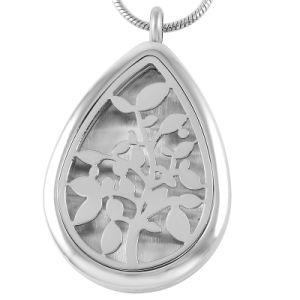 Tree of Life Perfume Lockets Essential Oil Diffuser Necklace pictures & photos