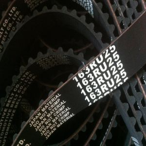Korean Automotive Timing Belt, Driving Belt, Engine Belt (163RU25) pictures & photos
