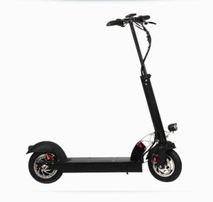 Aluminum Electric Scooter with 400W Motor pictures & photos