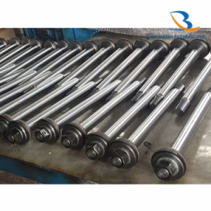 20-45 Carbon Steel Hydraulic Cylinder Piston Rod pictures & photos
