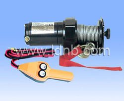 Electric Winch (LD2000-A) pictures & photos
