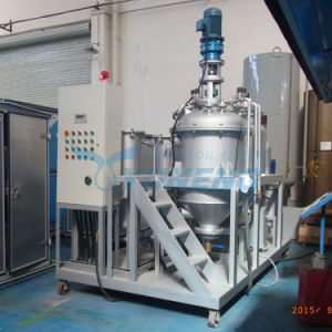 Yuneng Brand Tire Pyrolysis Oil Treatment Machine pictures & photos