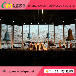 Quality Intdoor Full Color Rental LED Best Quality, P3.91mm pictures & photos