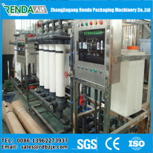 2000lph Reverse Osmosis RO Well Water Treatment Plant pictures & photos