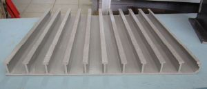 Fiberglass Structural Profiles, FRP Deck, GRP Planking, Fiberglass Deck. pictures & photos
