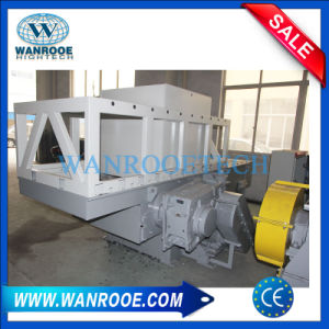 Good Quality HDPE Pipe/PVC Pipe Shredder Plastic Pipe Recycling Machine pictures & photos