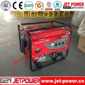 5kw Gasoline Generator Home Use Portable Petrol Generators pictures & photos