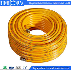 High Pressure Flexible PVC High Pressure Spray Hose pictures & photos