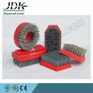 Abrasive Diamond Frankfurt Brush for Granite pictures & photos