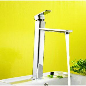 High Spout Basin Mixer for Bathroom pictures & photos