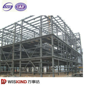 Environmental Prefab House with Sandwich Panel pictures & photos