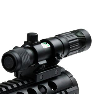 Adjustable Green Laser Sight Designator/Illuminator pictures & photos