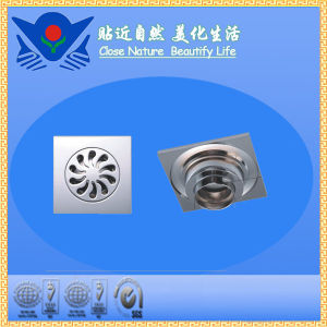 Xc-1132 High Quality Sanitary Ware Floor Drain pictures & photos