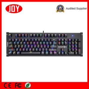 Backlight Gaming Keyboard Gamer Teclado Gaming pictures & photos