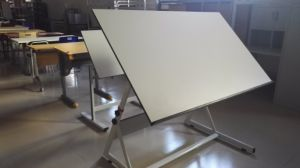 School Furniture Drawing Drafting Table Desk for Sale (CT-42) pictures & photos