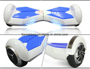 Self Balance Electric Bike with RC, Bluetooth, Fender Lights pictures & photos