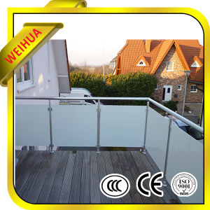 Safety 10mm Laminated Glass Stair /Building Fence Glass with Ce/CCC/ISO9001 pictures & photos