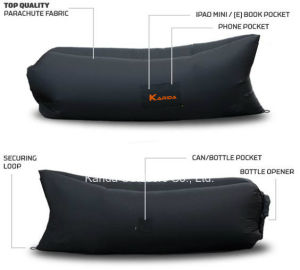 Inflatable Air Lounge Bed Sofa pictures & photos