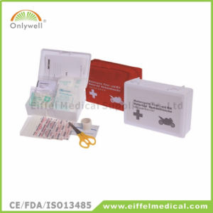 DIN13164-2014 Medical Car Auto Emergency First Aid Kit pictures & photos